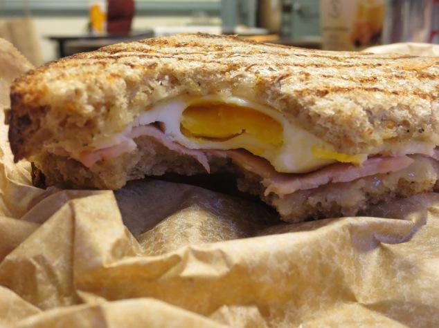 Panera Bread Co. Power Breakfast Sandwich
